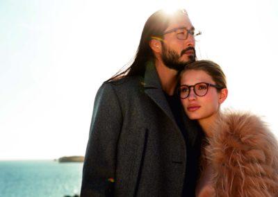 M&M - couple-fur